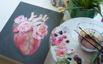 Karma and the Sacred Heart – English